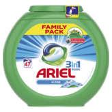 Ariel ARIEL Pods - Lessive en dose - Alpine - 47 lavages - x47