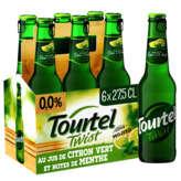 Tourtel Twist TOURTEL Twist - Bière sans alcool - Façon mojito - Jus de ci... - 6x27,5cl
