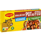 Maggi MAGGI Bouillon Kub deshydraté - Saveur Pot au Feu - Dégraissé - x12