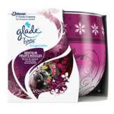 Glade GLADE Bougie parfumée - Senteur fruits rouges - x1