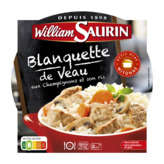 William Saurin WILLIAM SAURIN Blanquette veau riz - 285g