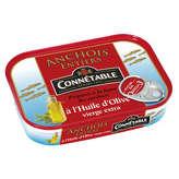 Connetable CONNETABLE Anchois entiers - A l'huile d'olive - 100g