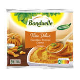 Bonduelle BONDUELLE Purée Délice - Carottes Potiron Crème - 780g